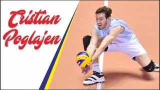 Incredible Spikes by CRISTIAN POGLAJEN (Argentina Player)