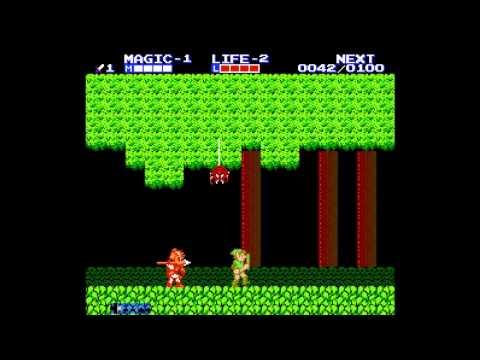 Zelda II: The Adventure of Link - 1