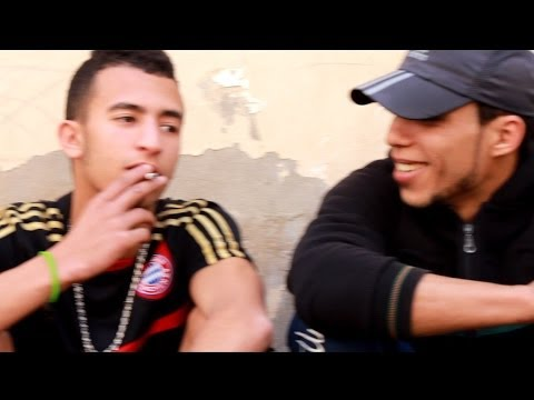 Mr Crazy - 3a9liya Mhabsa [ OFFICIEL CLIP HD ] (MIXTAPE- YA KHASAR YA TKHASAR)