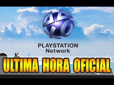 IMPORTANTE || Playstation Network caído: Ultima hora oficial de Sony !!!