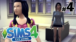 THE ROOMMATE | Sims 4: A Date With Death #4