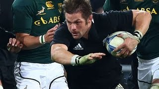 """Tribute to RICHIE MCCAW - """"Greatest FLANKER of all TIME"""""""