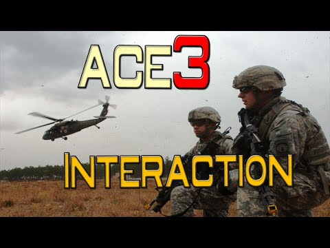 ArmA 3 ACE 3 - Interaction Menu/Basic Settings Tutorial