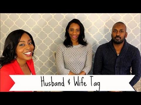 The Husband/Wife Tag #blacklove