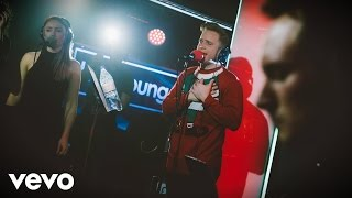Olly Murs - Lonely This Christmas (MUD cover) in the Live Lounge
