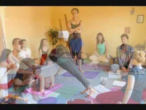Curso de Formação em Yoga Porto 2013
