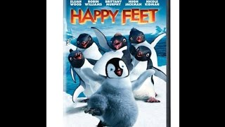 Opening To Happy Feet 2007 DVD
