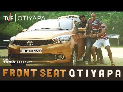 TVF's Front Seat Qtiyapa