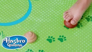 'Don't Step In It' Official Commercial - Hasbro Gaming