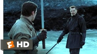 Batman Begins (1/6) Movie CLIP - The Will to Act (2005) HD