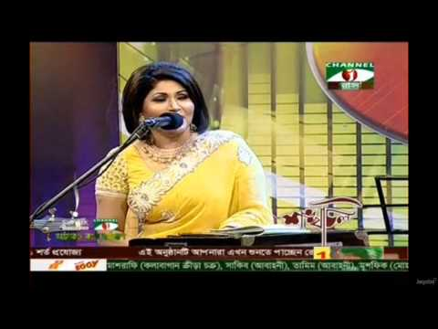 rizia parvin bangla song live 2016