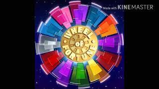 WoF 2007-16 Bonus Puzzle Solve Cue + Win Bed