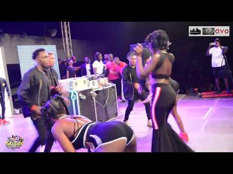 Xxx Mp4 Ebony Performance At Joy FM Old School Reunion 2017 3gp Sex