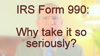 Why Form 990 is One of the Most Important Documents for Nonprofits