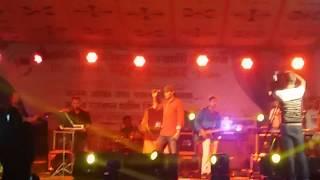 Kazi Shuvo Was Live at NEKROJBAG, KERANIGONJ - (Sono Bou Suncho Ni)