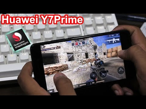 Huawei Y7 Prime Gaming | Snapdragon 435 3GB Ram
