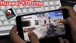 Huawei Y7 Prime Gaming   Snapdragon 435 3GB Ram