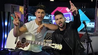 Dan + Shay on Ninja Turtles, Blake Shelton, & HOW NOT TO