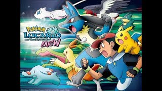 Pokemon Movie Pokémon Lucario and the Mystery of Mew Full in hindi 2017 hd YouTube