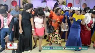 Mc Massanza Akisabibisha Mambo Katika Ukumbi Wa Maranta Hall