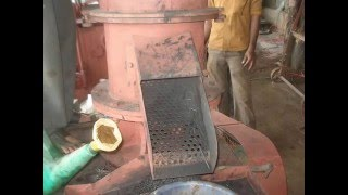 Pellet making from activated carbon powder