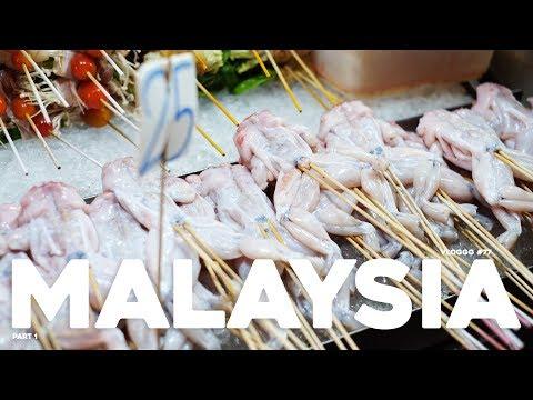TRAVEL-VLOGGG #77: Street Food-an di MALAYSIA