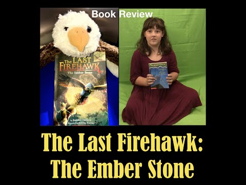 Kooky Kid Review-The Last Firehawk: The Ember Stone