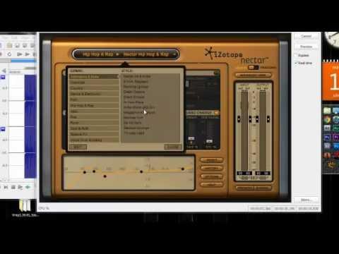 Plug In VST Suite Vocal Izotope Nectar