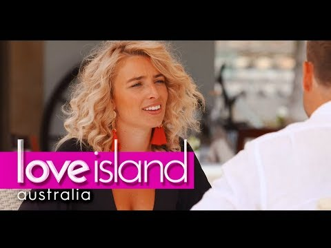 Josh and Cassidy admit they have feelings for each other Love Island Australia 2018