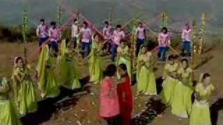 Nepali Lok Dohori Geet/  Phulma Lali/Full Video