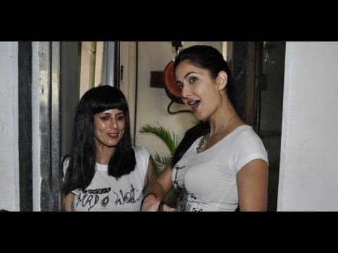 Katrina Kaif T-Shirt Weird Moment