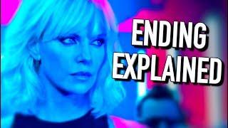 Atomic Blonde Ending Explained