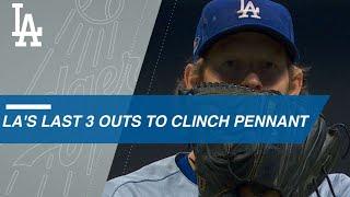 Kershaw locks down Dodgers