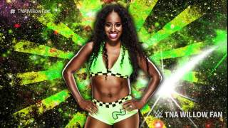 WWE Naomi NEW Theme Song ''Amazing'' 2015