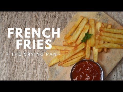 FRENCH FRIES Recipe | Resep KENTANG GORENG | THE CRYING PAN