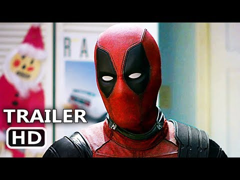 Xxx Mp4 ONCE UPON A DEADPOOL Trailer 3 NEW 2018 Christmas Superhero Movie HD 3gp Sex