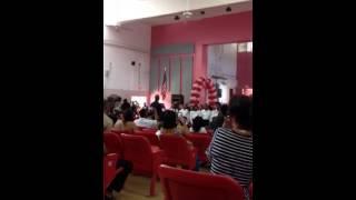 Juanita Guardine Elementary Graduation