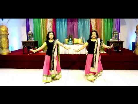 Aidhan Films Amazing Mehndi Dance Performance Bride Entrance