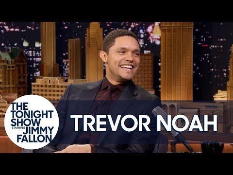 Trevor Noah Turns Donald Trump s Words into a Bad Reggae Song