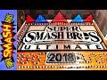 History of Super Smash Bros. (IN 60,345 DOMINOES!)