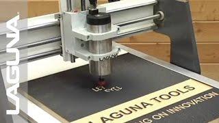IQ Pro CNC Router - Laguna Tools