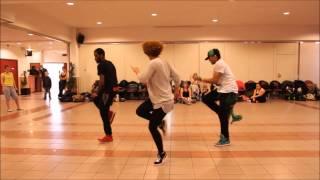 Maymouna Dance - Busy signal (bedroom bully)