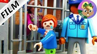 بلايموبيل فيلم ميبس انشراح في السجن! ألقت الشرطة