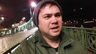 Budapeşte / Szechenyi Köprüsünde Muhabbet