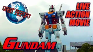 Gundam Live Action Movie - Orbit Report
