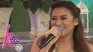 How Morissette Amon got discovered