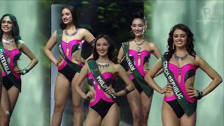 Miss Earth 2017: Swimsuit Category