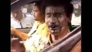 Comedy King Papu Pam Pam beaten by public || odia news Flash ||