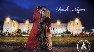 Syirah & Nazam Cinematic Wedding Highlights