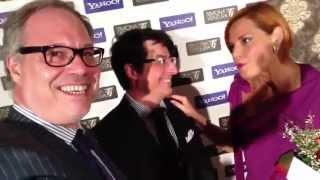 INTERVISTA A SIMONA VENTURA CHE LANCIA LA SUA TV INSIEME A YAHOO! ITALIA